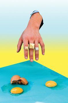 coronaborealmag:  SALAM_PAXCorona Boreal Magazine 4th issuePhotography – Aleph EscobedoStyling – Adriana PeraltaModel – Matias Reding Rings - Myles Starr