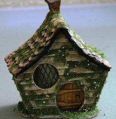 how to: fairy/tree house