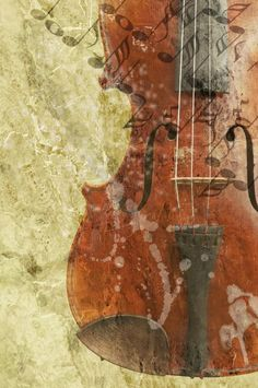 Fiddle #music #drum