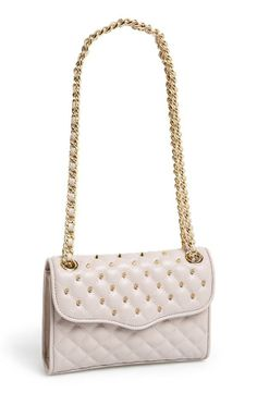 Love this Rebecca Minkoff quilted convertible crossbody!