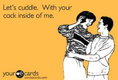 The best cuddles. ;)