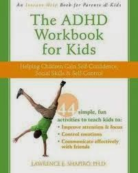 Burgeoning School Psychologist: Book Review - The ADHD Workbook for Kids