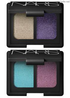 Spring 2014: NARS Makeup Collection - Duo Eyeshadows