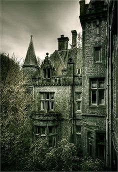 70 Abandoned Old Buildings.. left alone to die, Would love to explore this old castle - so haunting