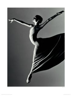 Ballet Dancer Giclee by Kent Barker