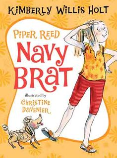 When a man joins the Navy, his family joins the Navy. It's not easy being the middle child, especially when your dad is a Navy Chief. Meet Piper Reed, a spunky nine-year-old who has moved more times than she can count on one hand. From Texas to Guam, wherever Piper goes, adventure follows, inspired by her active imagination, freewheeling spirit, and a bit of sister magic. Ages 4-8