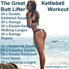 Kettlebell workout. Perfect for Pregnancy!