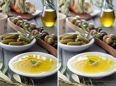 Using Focus Creatively with Food Photography and using mask to composite