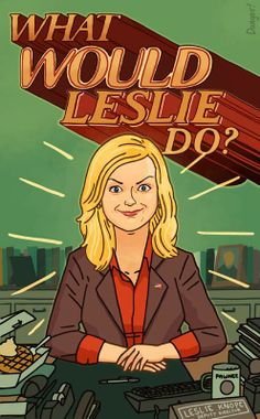 When in doubt, Knope it out!