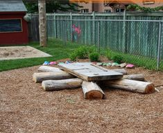 Natural Playground Ideas from Earthscapes | Playscapes