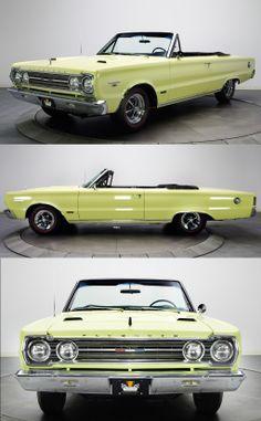 1967 Plymouth Belvedere GTX 426 Hemi Convertible ★。☆。JpM ENTERTAINMENT ☆。★。