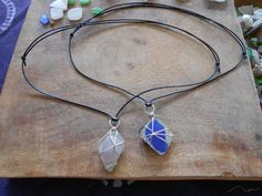 Picture of Wire Wrapped Pendants, the Easy Way