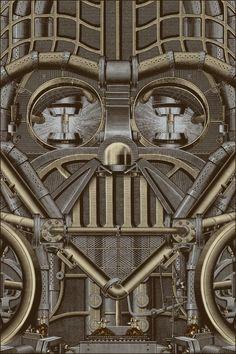 #Vader #machineworks #StarWars