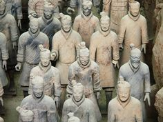 XiAn - Terracotta Warriors - what an amazing find!