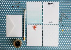 july-note-cards