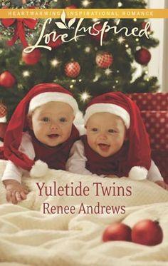 alreadyand book, rene andrew, model, book read, yuletid twin, christmas, inspir, christma booklist, twins