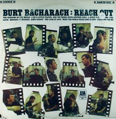 Burt Bacharach: Reach Out - one of my favorite albums