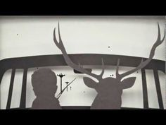 A stop-motion video created with over 12,000 pieces of construction paper, shown as it was shot, with no effects.