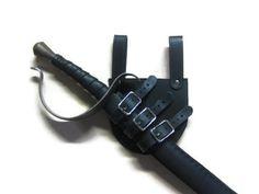 sword hanger, cutlass swords