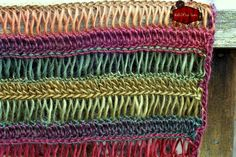 Broomstick Lace Shaw