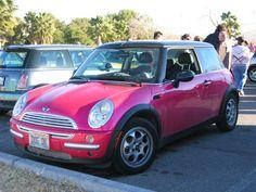 Pink Car!
