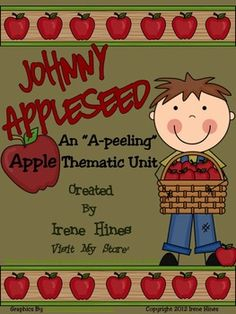 Johnny Appleseed : An