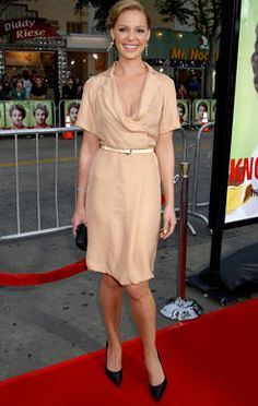 La Dolce Vita: Style Icon: Katherine Heigl