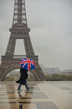Nothing is more British than a conscious will to annoy the French.