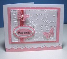 CBug Birthday E F, SU Scalloped, Large and Small Ovals and Eyelet Border punches, MS Double Monarch Butterfly