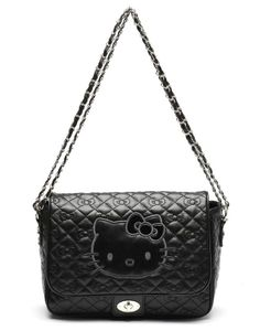 This shoulder bag is a #HelloKitty classic!