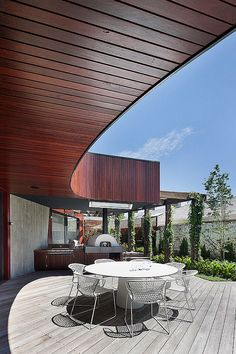 Rostill House by BG Architecture