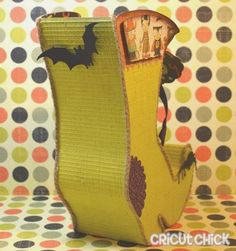 Cricut Chick: If the Boot Fits...
