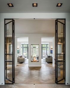 Doorways to create s