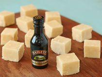 irish cream, bailey fudg, cream fudg, irish recipes, fudge recipes