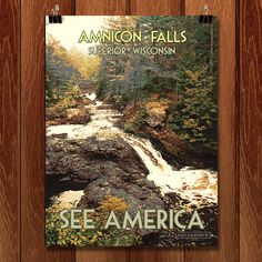 Amnicon Falls State