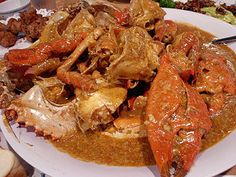 Chilli Crabs - Yummy