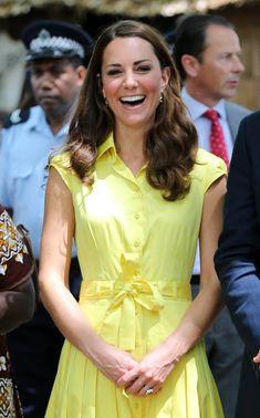 Kate Middleton Photo - The Duke And Duchess Of Cambridge Diamond Jubilee Tour - Day 7