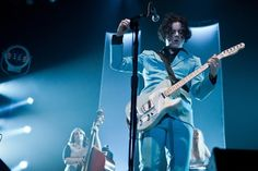 Rolling Stone covers Jack White's NYC shows
