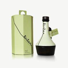 olive oils, oliv oil, bottl design, lintar oliv