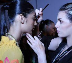 #Mac Cosmetics #India fashion Week