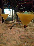 Passion fruit and Arrack cocktails, Negombo, Sri Lanka. Ultra delicious!