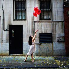 Ballet Zaida: Kathryn McDonald. © Oliver Endahl