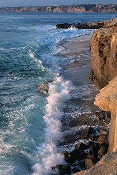 san diego, california homes, southern california, the wave, the ocean, lajolla, beach, place, la jolla
