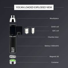 The Yocan Loaded #co