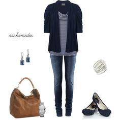 My Day Off by archimedes16 on Polyvore