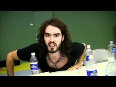 """The Tempest -- Russell Brand """"Riff"""" - amazing, improvised backstory for Trinculo."""