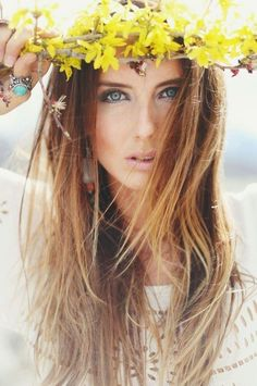❀ Flower Maiden Fantasy ❀ beautiful art & fashion photography of women and flowers -