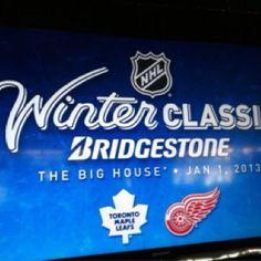 Winter Classic 2013 :)