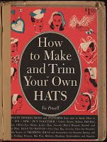 Fashionable Forties: Make your own hats