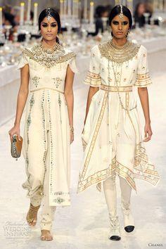 Chanel Paris-Bombay Fall 2012